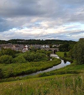 Ellon, Aberdeenshire Human settlement in Scotland
