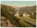 Elster Valley Bridge and the Barth Mill, Plauen, Saxony, Germany-LCCN2002720601.tif