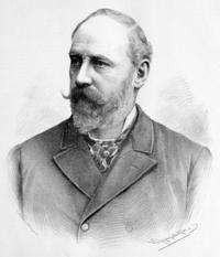 Emil Ritter von Förster, k. u. k. Baurath 1891 Th. Mayerhofer.png