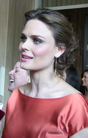 Emily Deschanel - Emily Deschanel at 23rd Genesis Awards, March 2009