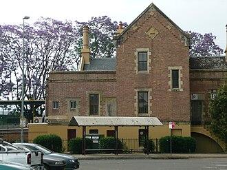 Emu Plains, New South Wales - Emu Plains Railway Station