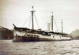 Encouraçado Sete de Setembro Marinha do Brasil