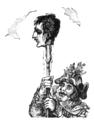 English Caricaturists, 1893 - Gillray Boney 1.png