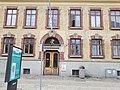 Entrance of the Medical History Museum, Gothenburg 02.jpg