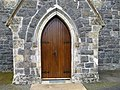 Entrance porch, Chapel of Ease - geograph.org.uk - 937280.jpg