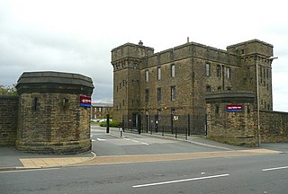 The Halifax Academy Academy in Halifax, West Yorkshire, England