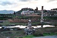 Ephesus, ruins of the Temple of Artemis