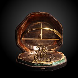 anonymous: Equatorial sundial-MHS 1854