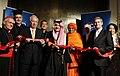 Eröffnung des Zentrums für Interreligiösen und Interkulturellen Dialog (8231421427).jpg