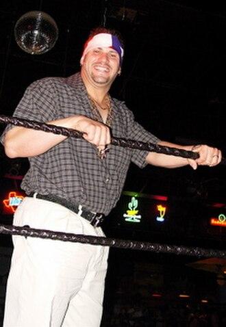 Eric Pérez - Eric Pérez at an FCW show in Ft. Myers, Florida