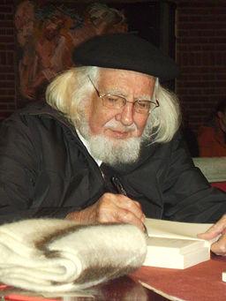 Ernesto Cardenal 2010