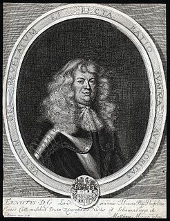 Ernest, Landgrave of Hesse-Rheinfels Landgrave of Hesse-Rheinfels and later of Hessen-Rheinfels-Rotenburg