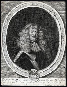 Ernst I., Hessen-Rheinfels-Rotenburg, Landgraf