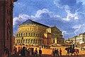 Erstes Opernhaus Sempers ca1850 1860.jpg