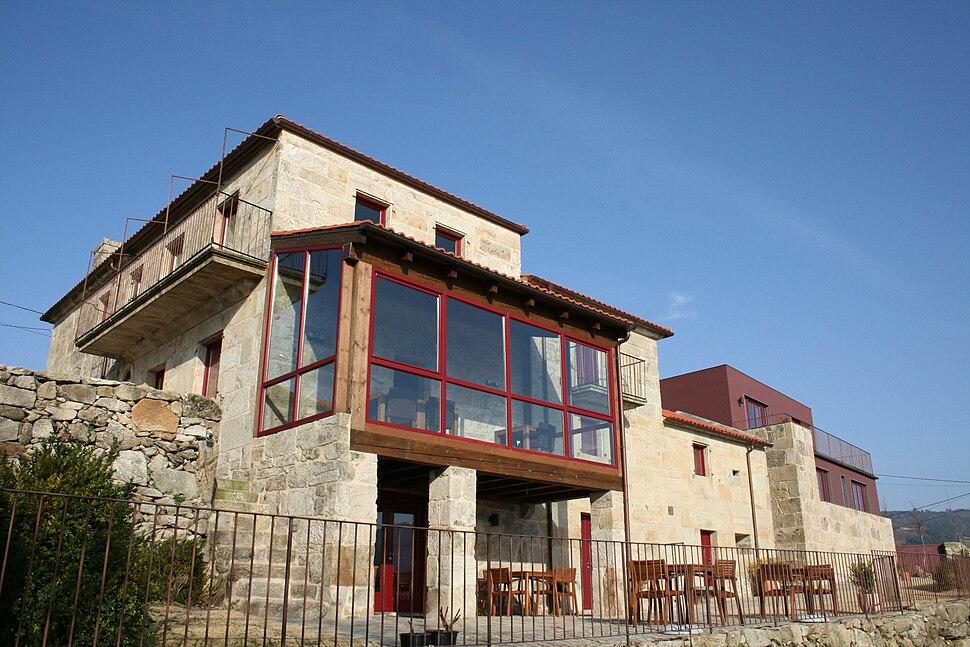 Escribana de torgo, A Cañiza, Pontevedra, Galicia (Espagne)