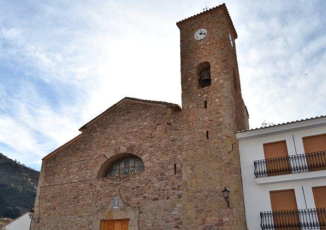 Archivo:Església de la Mare de Déu dels Àngels, Almedíxer.JPG - Wikipedia, la...