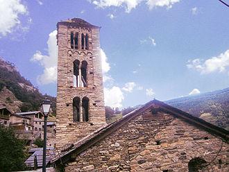 Església de Sant Climent de Pal - Església de Sant Climent de Pal