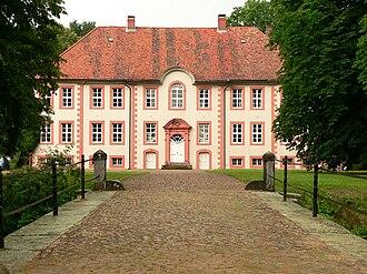 Essenrode Manor - Essenrode Manor, front view