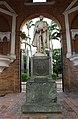 Estatua Simón Bolívar Templo Historico Cúcuta.JPG