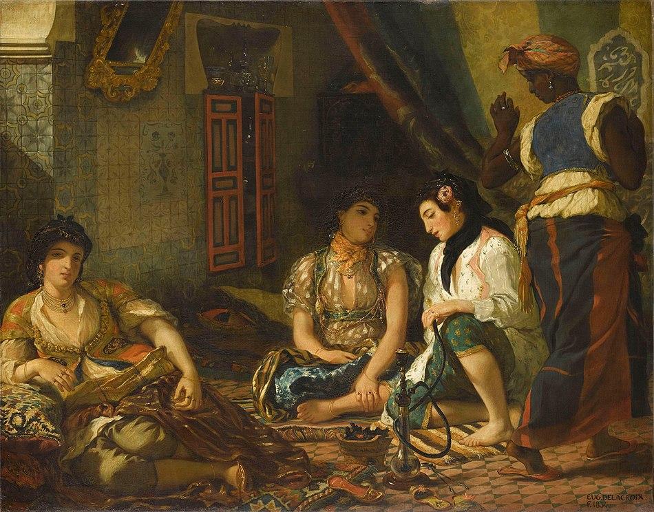 Eugène Ferdinand Victor Delacroix 014