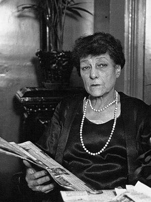 Eugénie Buffet - Eugénie Buffet in 1933