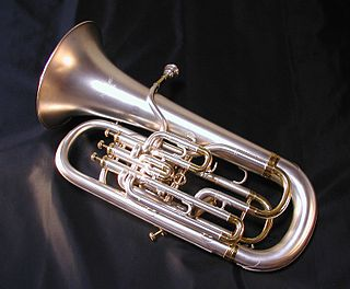 Euphonium Brass instrument