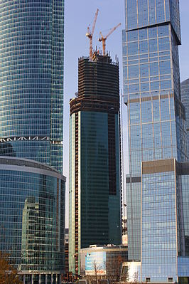 Eurasia Tower 20th October 2012.JPG