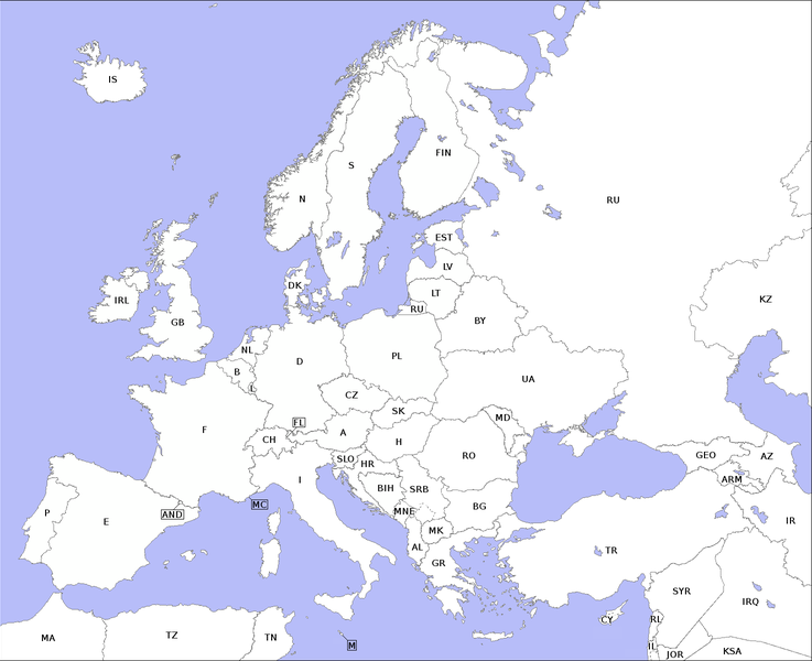 File:Europe countries map contours.xcf