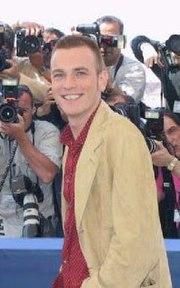 Ewan McGregor no Festival de Cannes em 2001.