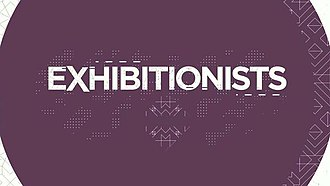 Exhibitionists (TV series) - Image: Exhibitionists Title Card