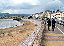 Exmouth seafront in south devon arp.jpg