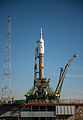Expedition 43 Soyuz Rollout (201503250027HQ).jpg