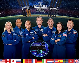 Expedition 64 - Wikipedia