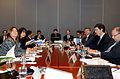Expertos se reúnen para definir líneas generales del Programa País de la OCDE (14596788152).jpg