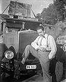 Férfi portré, 1934. . Fortepan 71050.jpg