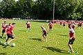 Fünf gegen zwei 1. Fc Köln Training (25691757828).jpg