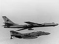 F-4J Phantom of VF-114 intercepting Soviet Tu-16 1975.jpg