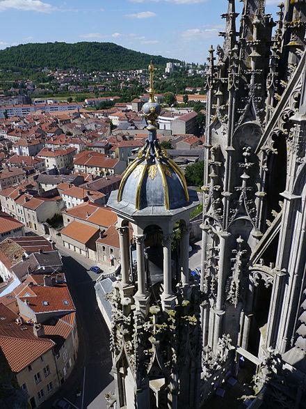 vue de la faaade ouest de. Faaade Ouest Vue Du. Clocheton Renaissance Faade Cloche 1536 L De La U