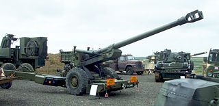 FH70 Howitzer