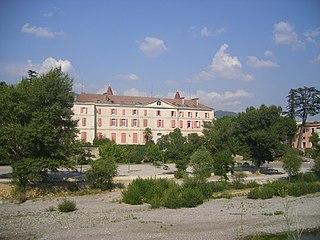 Malijai Commune in Provence-Alpes-Côte dAzur, France