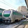 FS Class E402-166 at Genova Piazza Principe, 2009.JPG