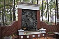 Faces of War Memorial, Roswell, GA Nov 2017.jpg