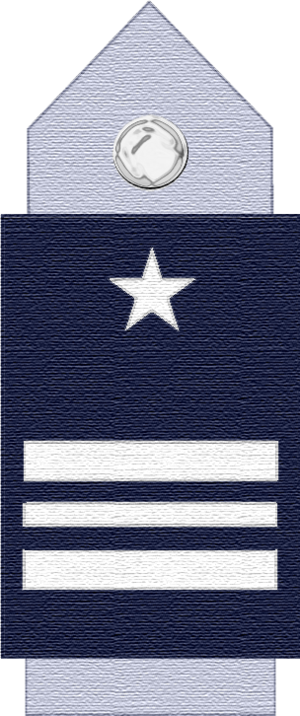 Squadron leader - Image: Fach escu