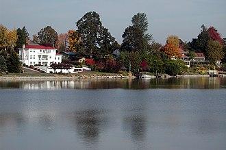Fairview, Oregon - Fairview Lake