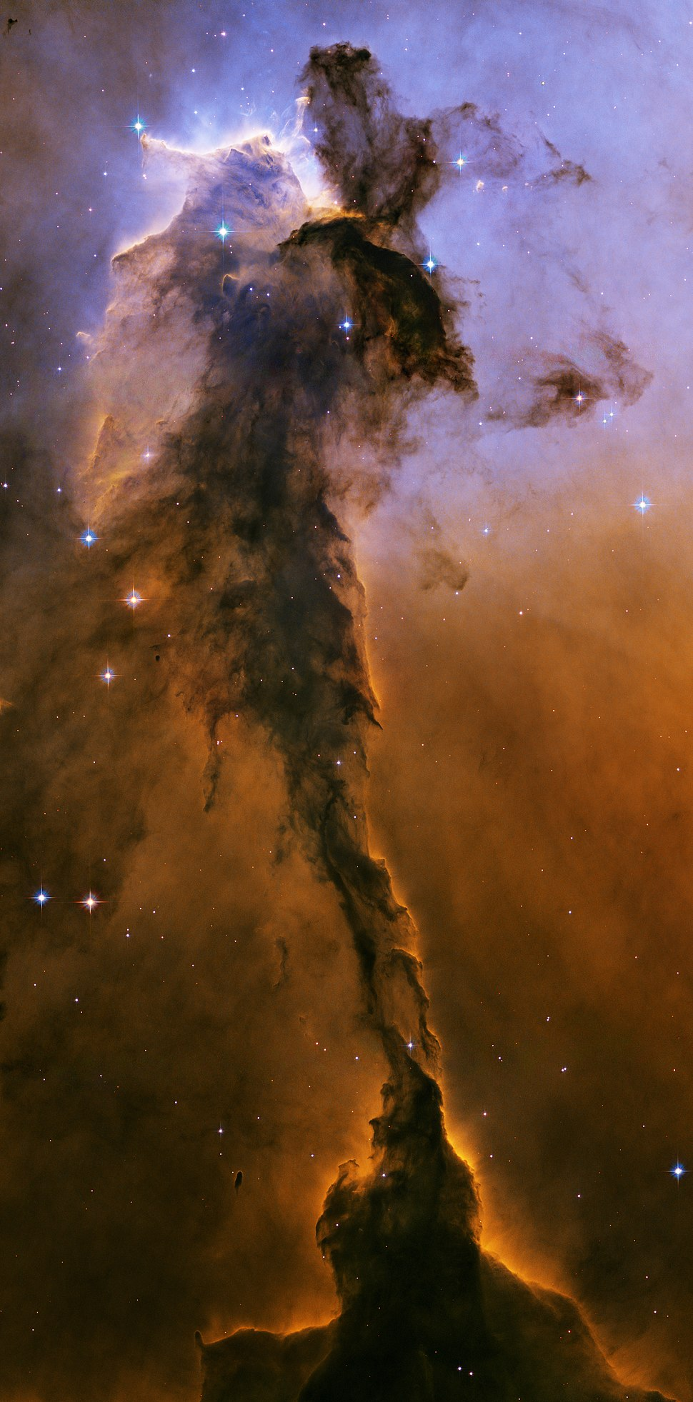 Fairy of Eagle Nebula