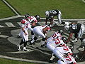 Falcons on offense at Atlanta at Oakland 11-2-08 03.JPG
