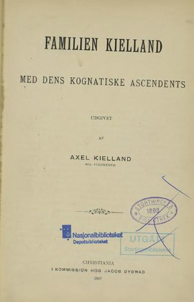 File:Familien Kielland.djvu