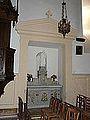 Fanlac église chapelle sud.JPG