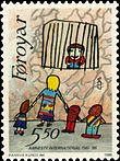 Faroe stamp 132 amnesty international.jpg
