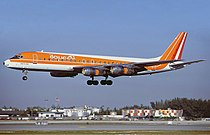 Faucett Peru Douglas DC-8 Hoppe.jpg